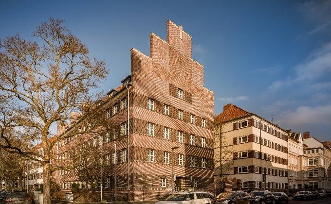 Siemensstraße 10 in Hannover
